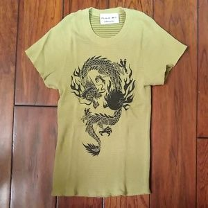 Michael Stars Retroversible T-shirt.